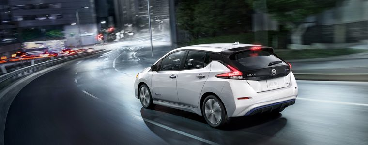 The All New 2018 Nissan Leaf Www Cellpower Lk